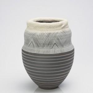 ''Decorated Vase'' artists Irit Abba -3-