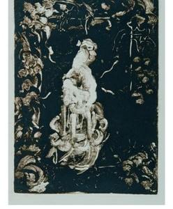 Archetype, 2007, ink on paper, 35x23 cm