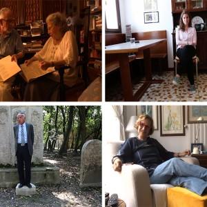 In One Hundred Years, 2015, וידאו בחמישה ערוצים