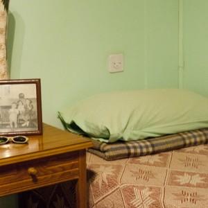 בן לם, ללא כותרת (מתוך ביתם של פולה ודוד בן גוריון), 2014, הדפסה בהזרקת דיו