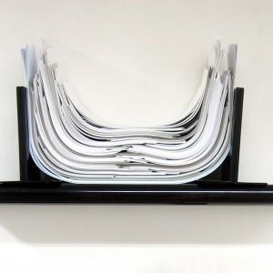 Hilla Toony Navok, Paper Work, 2007