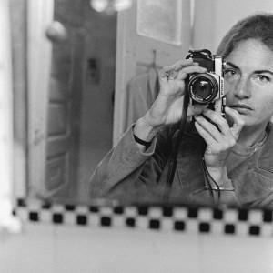 עליזה אורבך, דיוקן עצמי, 1974