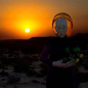"""ויהי אור, 2017, צילום דיגיטלי, 40X50 ס""""מ"""