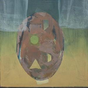 Flesh, 2017, oil on canvas, 30x36 cm