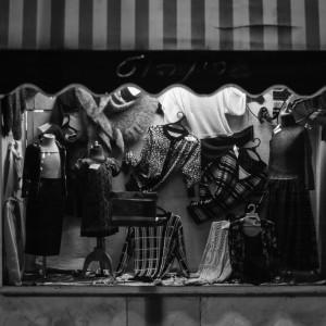 אופיר ברק, חנות בגדי נשים, 2015, צילום