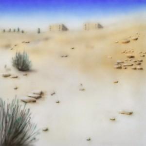 ילנה-רוטנברג,-תבחרי-נוף,-2018,-אקריליק-על-בד,--150-X150-Elena-Rotenberg,-Choose-a-Landscape,-2018,-acrylic-on-canvas,-150X150