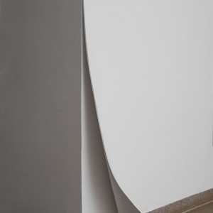 עדי ויצמן, ללא כותרת, 2019, גבס, רשת. צילום אלעד שריג Adi Weizmann, Untitled, 2019, Plaster, chicken wire. Photo Elad Sarig