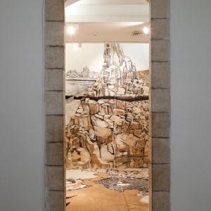 Netta Lieber Sheffer, Six Extremities. Curator: Shlomit Breuer | Installation view, photo Elad Sarig
