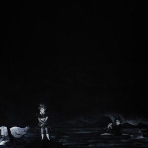 רות נורמן, תענוגות, 2021, טיפקס על נייר,  צלם לאון צרפתי Serfaty
