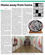 August - September Exhibitions in the Jerusalem Post 19.8.21